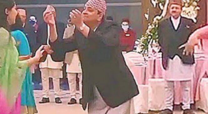पुर्ब राजा ज्ञानेन्द्र शाहको रो, मान्टिक डान्स मुड-हेर्नुहोस् (भिडियो सहित  )